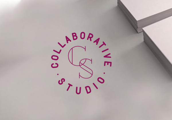 Collaborative Studio logo and business card