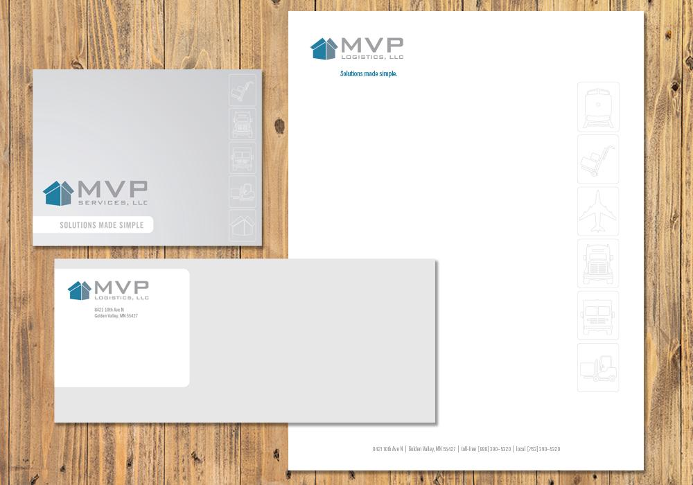 MVP stationery