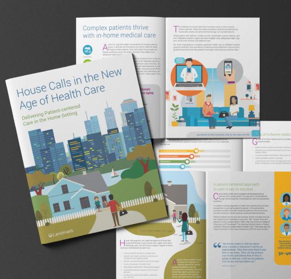 Landmark Health booklet
